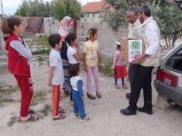 Konya Umut Kervanı'ndan Ramazan'da 100'den fazla aileye yardım!