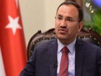 Bozdağ'dan 'Erken seçim' açıklaması