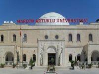 Mardin Artuklu Üniversitesinde bir ilk