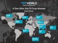 TRT World 15 Temmuz darbe girişimini ve yaşananları dünyaya anlatıyor