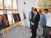 Viranşehir'de 15 Temmuz Fotoğraf Sergisi açıldı
