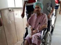 Hasta mahkûm Alpsoy elleri kelepçeli ameliyata alındı