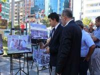 """Elazığ'da """"Milli İradenin Yükselişi"""" konulu fotoğraf sergisi"""