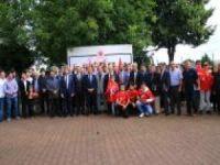 Köln Başkonsolosluğunda 15 Temmuz darbe girişimi etkinliği