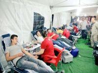 Türkiye kan bağışına koştu