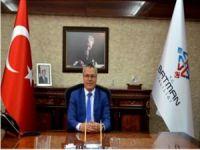 Vali Ahmet Deniz'den Teşekkür Mesajı