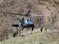 Yeşil kategoride aranan PKK'lı öldürüldü