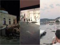 Ege'de 5 büyüklüğünde bir deprem daha