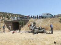 Mardin'de katliam gibi kaza: 3 ölü