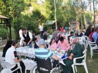 Bitlis'te ilk kez engelliler için piknik düzenlendi