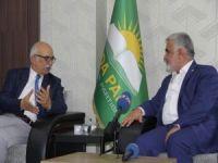Yapıcıoğlu: Kürtlerin kendi gelecekleri hakkında karar verme hakkı vardır!