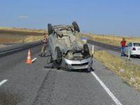 Şanlıurfa'da kaza: Bir ölü 4 yaralı