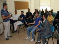 Van Büyükşehir Belediyesinden girişimcilik kursu
