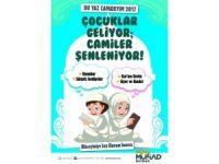 """Genç MÜSİAD'dan """"Bu Yaz Camideyim"""" Projesi"""