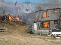 Çankırı Valiliğinden yanan 27 binaya ilişkin açıklama