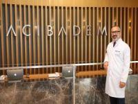 Acıbadem Ankara Hastanesi Başhekimliğine Uzm. Dr. Mehmet Yörübulut getirildi