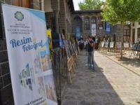 Diyarbakır'ın kültürünü yansıtan sergi açıldı