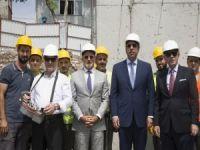 Kadir Has Üniversitesi yeni bina temel atma töreni