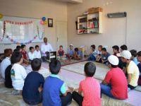 """Bitlis'te """"Namaz Öğretim Programı"""" başladı"""