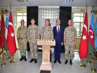 Genelkurmay Başkanı Akar sınır illerinde incelemelerde bulundu