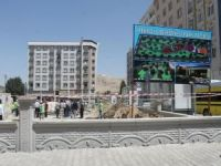 İpekyolu'nda çok amaçlı parkın temel atma töreni atıldı