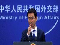 """Çin: KC ve ABD, """"THAAD"""" Sürecini Durdurmalı"""