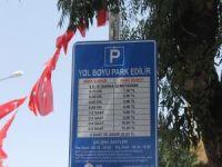 Van'da parkomat uygulaması yeniden devrede