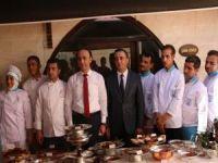 Şanlıurfa'nın yöresel yemekleri tanıtılldı