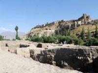 5 bin yıllık eski Van şehri mimarisi ortaya çıkarılıyor