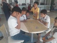 Gençlik Merkezinde 'Mangala' Keyfi