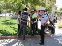 Gaziantep'te sürücülere 529 bin TL trafik cezası