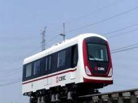 Çin'in Yeni Nesil Manyetik Treni Yakında Piyasada