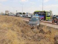 Diyarbakır'da zincirleme trafik kazası!