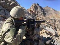 Bingöl'de bir PKK'lı SİHA ile öldürüldü