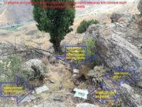 Bitlis'te tespit edilen patlayıcı imha edildi