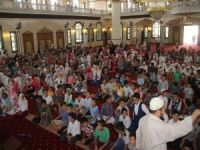 Midyat'ta yaz Kur'an kursları yıl sonu programı