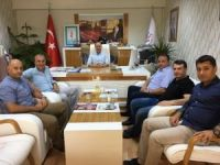 Petrolspor'dan İl Müdürü Eren'e ziyaret