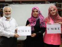 İşitme engelliler için umre ödüllü bilgi yarışması