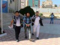 Saldırı hazırlığındaki PKK'li tutuklandı