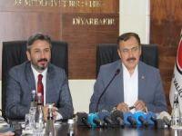 """""""Diyarbekir İslam'la kucaklaşmış en önemli ilim ve kültür merkezi"""""""