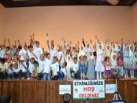 Siverek'te çocuklara yönelik namaz programı