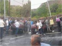 Kayseri'de ölümlü trafik kazası!
