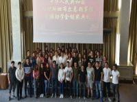 Çin'den Türkiye'ye Eğitim için gelen öğrencilere burs