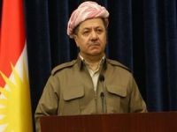 Barzani'den Mehmet Yavuz için taziye mesajı