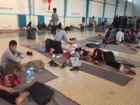 Bingöl'de 123 göçmen yakalandı