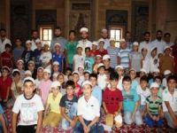 Adana'da çocuklara namaz eğitimi verildi