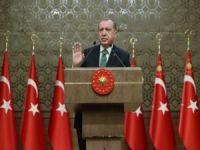 Erdoğan: Bölge huzura kavuşuncaya kadar OHAL devam edecek!