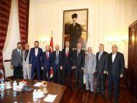 ATO'dan Adalet Bakanı'na ziyaret