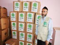 Umut Kervanı'ndan Bitlis'te ihtiyaç sahibi onlarca aileye gıda yardımı