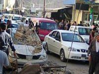 Kürdistan Bölgesinde deprem!